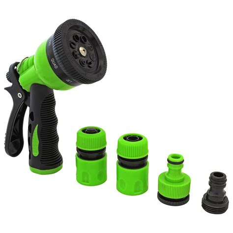 Connnector For Nozzel Sprayer garden lawn car water hose pipe fitting tap adaptor