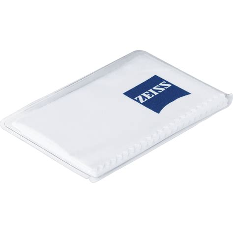 zeiss zeiss microfiber cleaning cloth 2096 818 b h photo