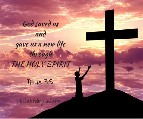 The Holy Spirit What Is His Role In Salvation