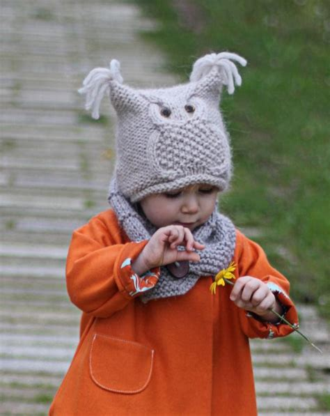 knitting pattern owl hat owl hat quot chouette quot by katytricot craftsy