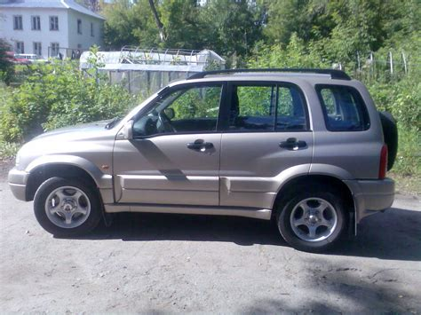 Suzuki Maintenance Cost 2004 Suzuki Grand Vitara Repair Problems Cost And Review