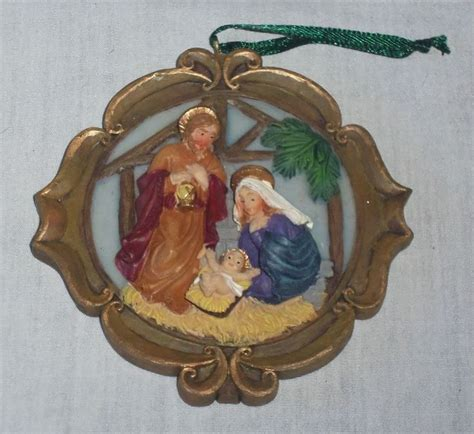 440 best nativity ornaments images on pinterest