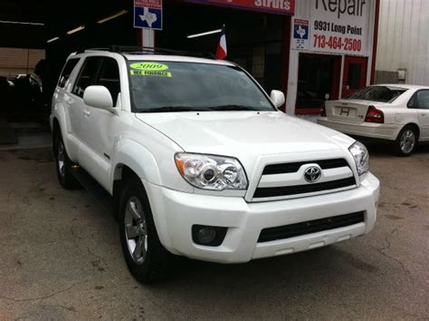 2009 Toyota 4runner For Sale Document Moved