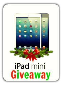 Free Ipad Mini Giveaway - this ipad mini can be yours holidaygift giveaway in the kitchen with kp