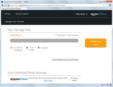 amazon unlimited storage how amazon s unlimited photo storage for cloud drive works