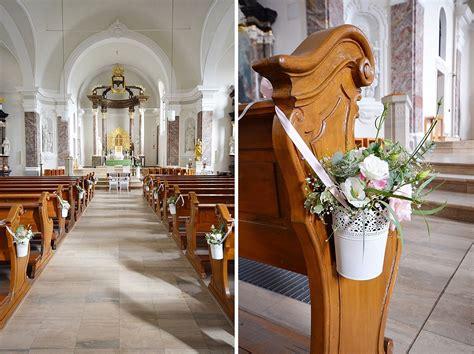 Kirchendeko Hochzeit Vintage by Kirchendeko Vintage Blumen Kirchenbank Lucia Pascal