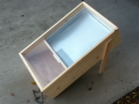 solar wax melter the hive how to freecycle and repurpose tutorials wax solar and bees