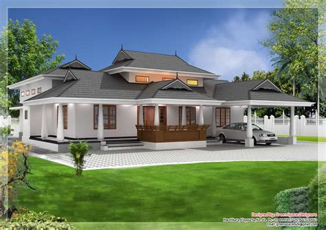 traditional kerala house plans with photos single floor kerala house keralahouseplanner