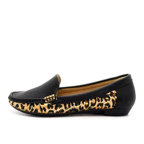 Flat Shoes Casual Aa new womens casual loafers slip on comfort work pumps flat shoes size 3 8 ebay