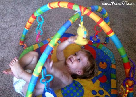 Play Baby Healt developmental benefits of using a baby play ot
