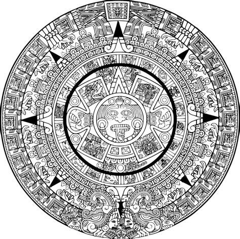 Calendario Azteca Png Kostenlose Vektorgrafik Azteken Kalender Geschichte