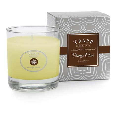 Trapp Candles Trapp Candles Orange Clove 7 Oz Poured Candle