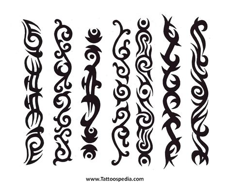 tattoo tribal symbols and their meanings tribal tattoos