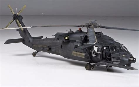 135 Academy Ah 60l Dap Helicopter Mokit Model Kit Kit Helic 243 Ptero Black Hawk Ah 60l Academy 1 35 Raro