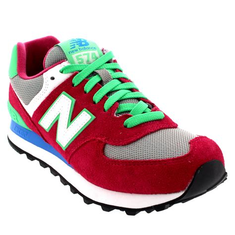 best womens athletic shoes womens new balance 574 casual low top casual running