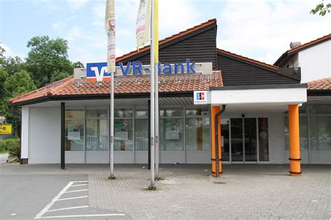 Vr Bank Bayreuth Hof Eg Filiale Eckersdorf In 95488