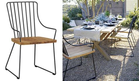 outdoor metal furniture 12 modern outdoor furniture finds