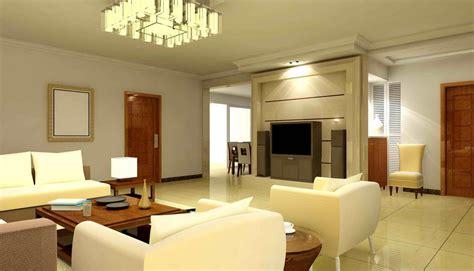 living lights light brown living room interior design rendering