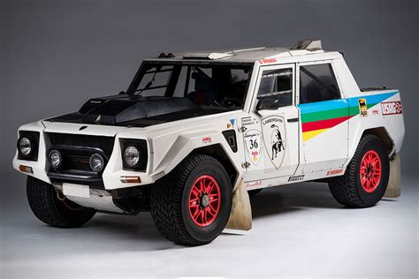 lamborghini rally car lamborghini lm002 rally car hiconsumption