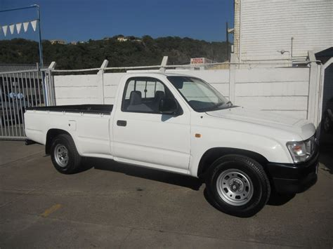 toyota company cars used toyota hilux 2400d lwb single cab for sale in kwazulu
