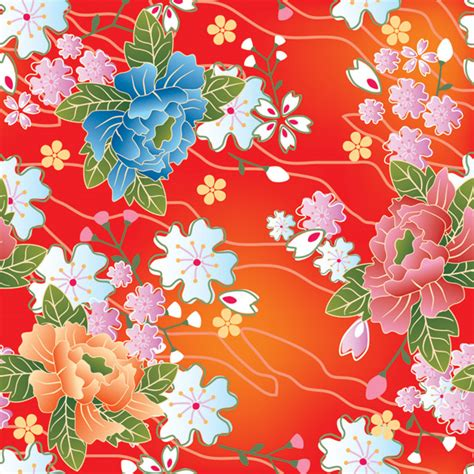 japanese pattern wind japanese wind pattern background vector free vector 4vector