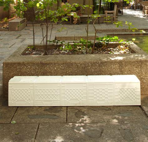 Corian Bench Corian Bench Inventions In Philadelphia Design Milk