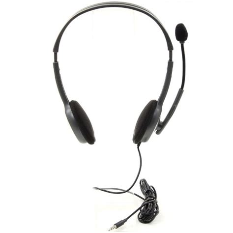 Logitech Headset H111 logitech h111 stereo headset