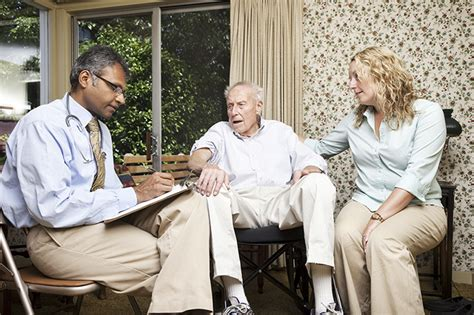 Doctors Who Make House Calls by Planning For The Caregiver National Cancer Institute