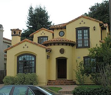 Spanish Style House Plans by New Home Designs Latest Spanish Homes Designs Pictures