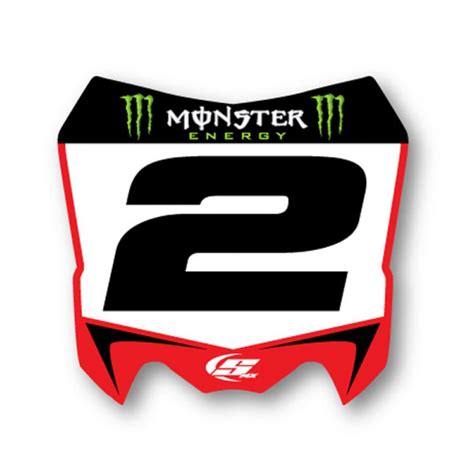 motocross race numbers stellar mx jeremy mcgrath quot mc dc quot official graphic kit