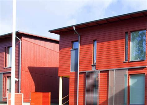 External Cladding Materials Stora Enso Exterior Cladding Wood Products