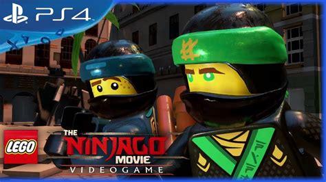 Kaset Ps4 Lego Ninjago lego ninjago 2017 gility vignette trailer ps4