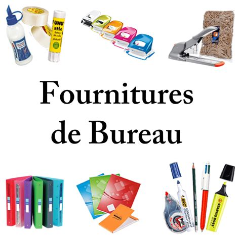 Fournitures Bureau Fourniture De Bureau Discount