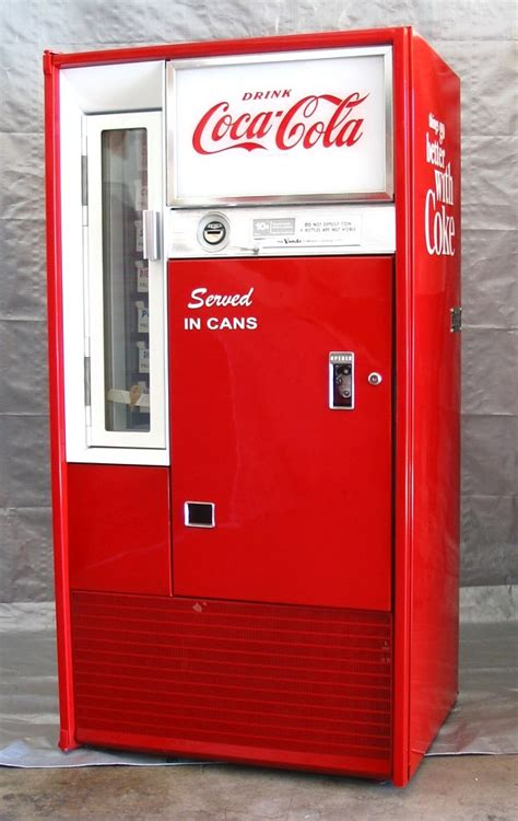 Sle Letter For Vendo Machine Stock Coca Cola Vendo 63 Antique Refinishing Services
