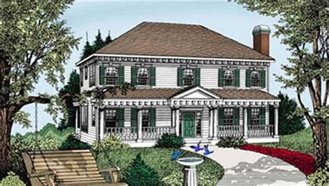 classic colonial house plans classic georgian colonial house plan for growing families
