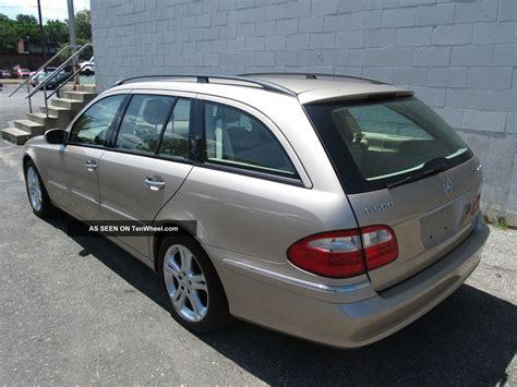 2004 Mercedes E500 by 2004 Mercedes E500 4matic Wagon 4 Door 5 0l