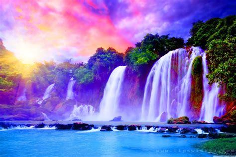 Air 3 Di Indonesia ini dia foto foto pemandangan air terjun terindah