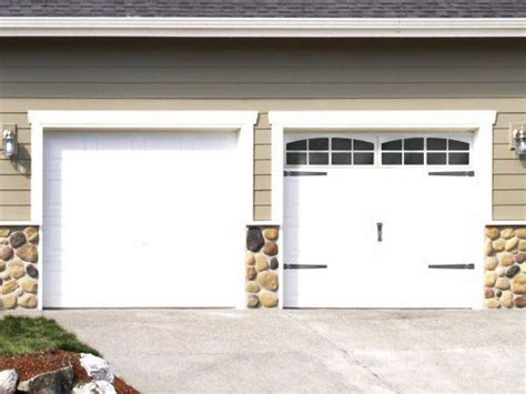 Garage Door Makeover Garage Door Makeover For The Home