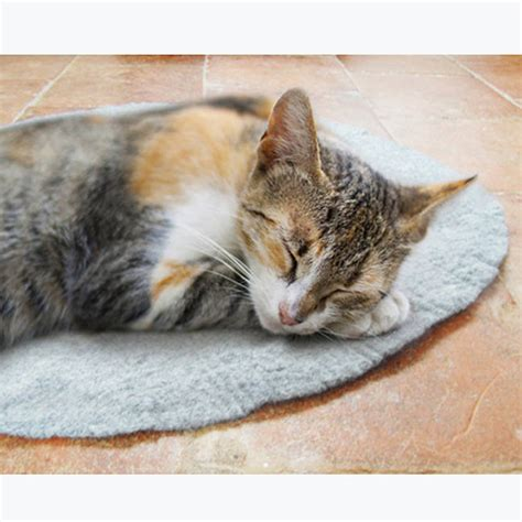 Mats For Cats by Cat Mat Bed By Lovecatcaves Notonthehighstreet