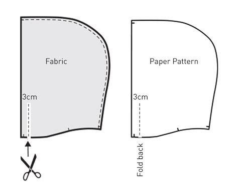 hood pattern generator making more with your patterns the utility coat lining