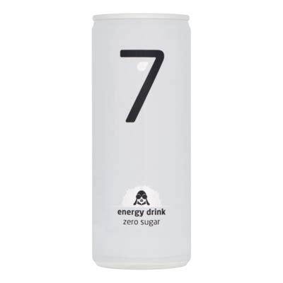 energy drink zero sugar 7 energy drink zero sugar 250ml prijzen en