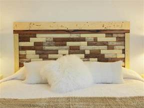 Diy Headboard Wood 15 Easy Diy Headboards Diy