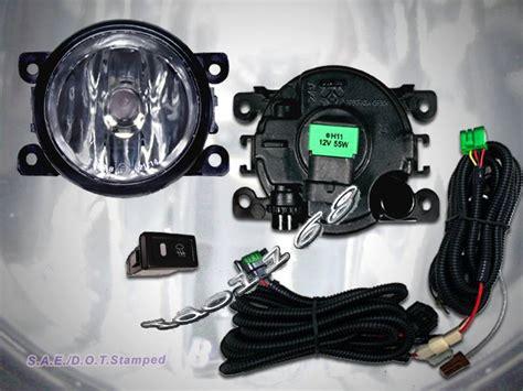 Suzuki Grand Vitara Fog Lights 06 08 Suzuki Grand Vitara Fog Light Ls Kit With Wire Switch