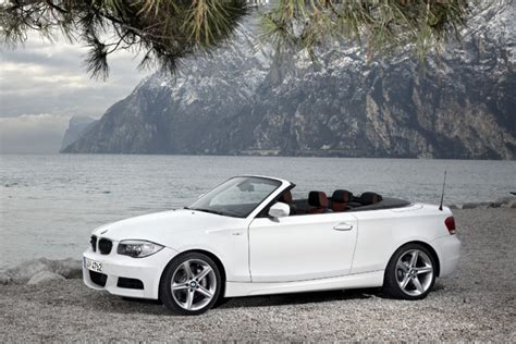 Bmw 1er Auto Data by Bmw 1er Convertible E88 2009 118d 143 Hp Automatic