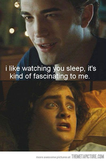 Twilight Memes Funny - creepy edward harry potter memes pinterest harry