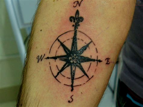 oldest tattoo compass