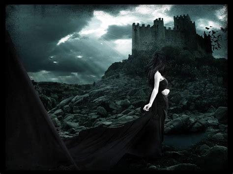 imagenes goticas de noche anime gotico angeles imagui