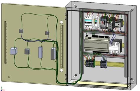 automatic wire routing using solidworks electrical 3d the