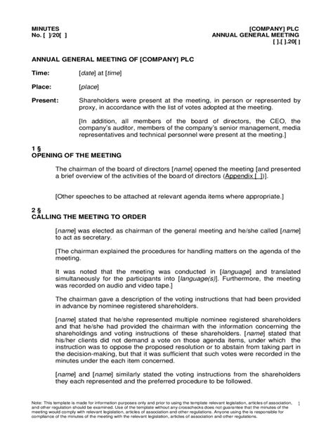 agenda for agm template agenda for agm template 28 images 4 templates for agm