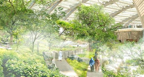 largest botanical garden in the world world s largest botanical garden to bloom in the desert of